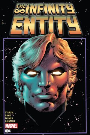 The Infinity Entity (2016) #4
