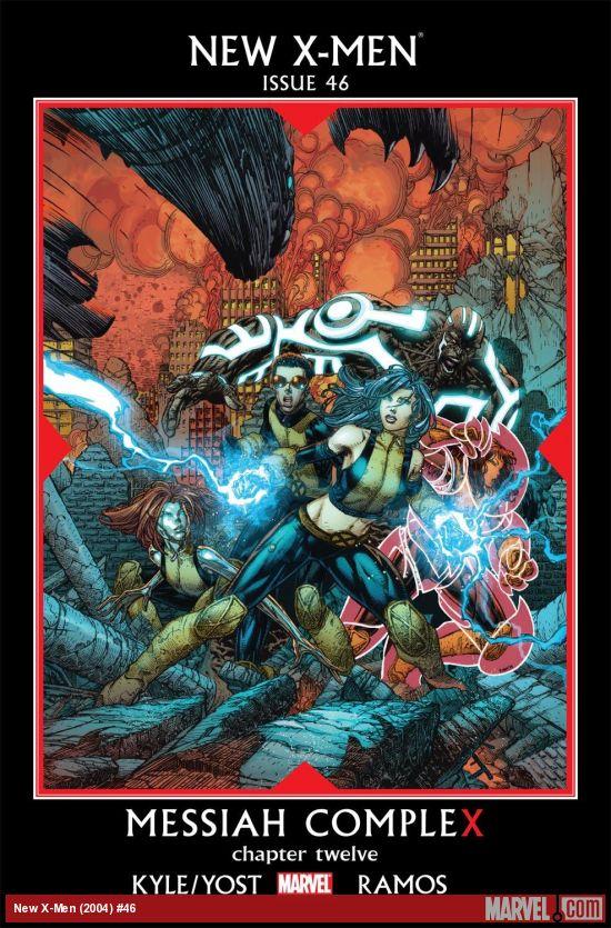 New X-Men (2004) #46