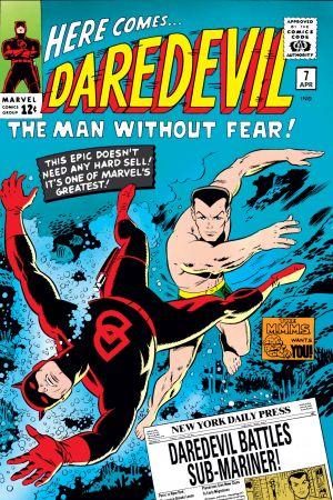 Daredevil (1964) #7