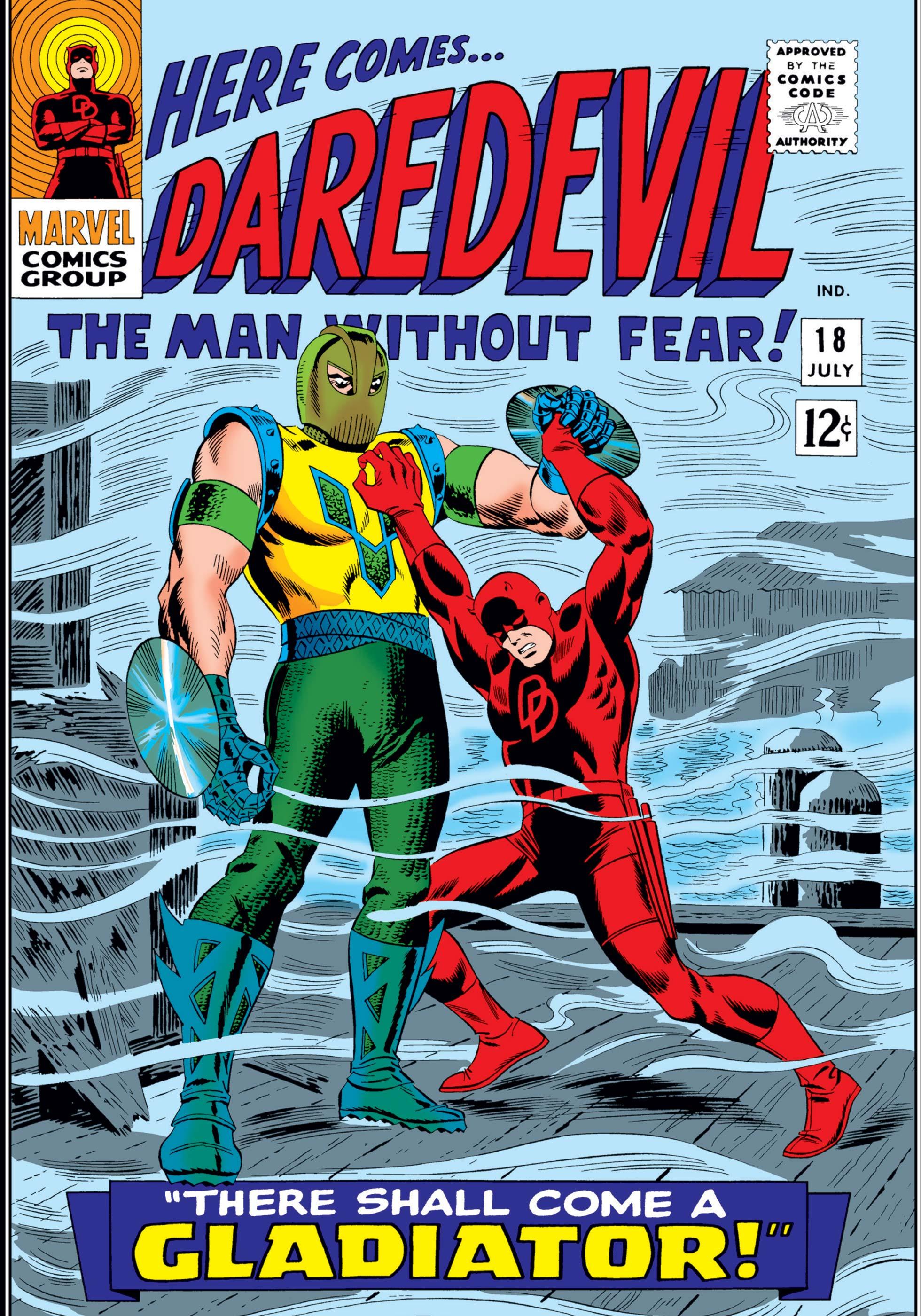 Daredevil (1964) #18
