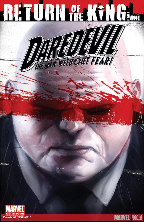 Daredevil (1998) #116