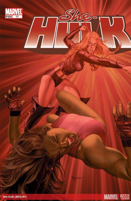 She-Hulk (2004) #11