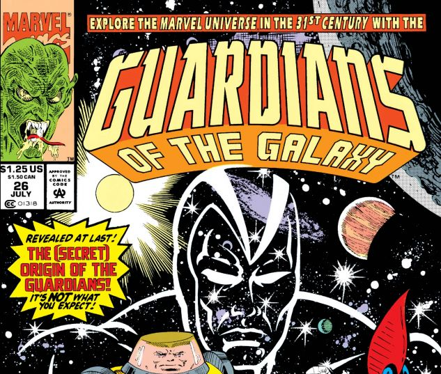 Guardians of the Galaxy (1990) #26
