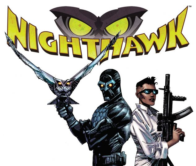 cover from Nighthawk (2020) #6