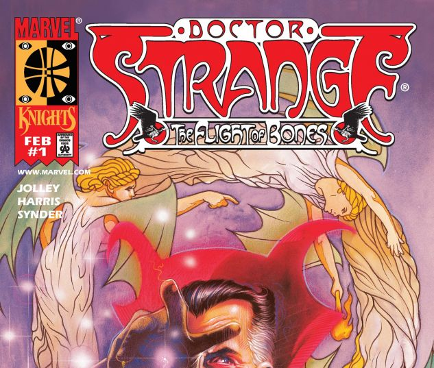 Doctor Strange: The Flight of Bones (1999)