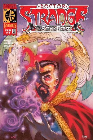 Doctor Strange: The Flight of Bones  #1
