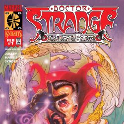 Doctor Strange: The Flight of Bones