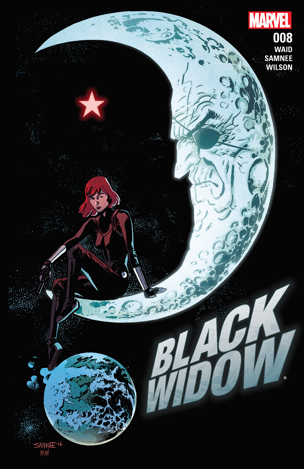 Black Widow (2016) #8