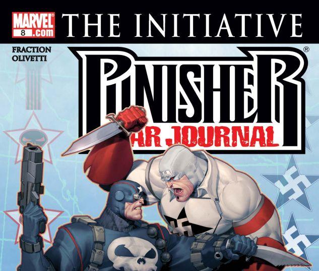 Punisher War Journal (2006) #8