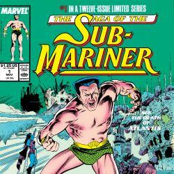 Saga of the Sub-Mariner (1988)