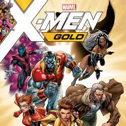 X-Men: Gold (2017)