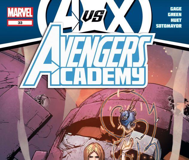 Avengers Academy (2010) #33