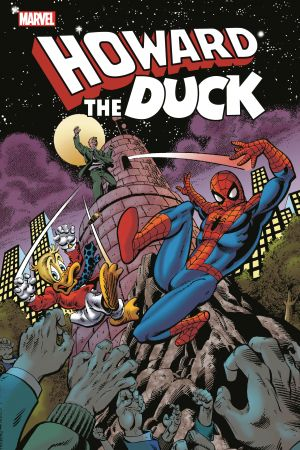 Howard the Duck: The Complete Collection Vol. 4 (Trade Paperback)