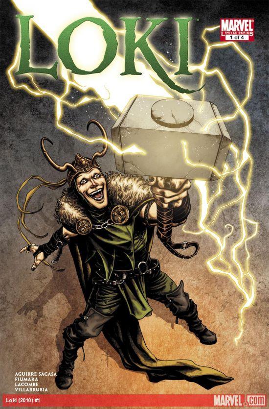 Loki (2010) #1