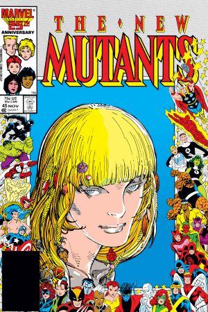 New Mutants (1983) #45