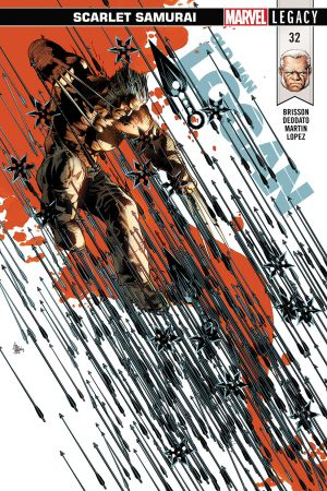 Old Man Logan (2016) #32