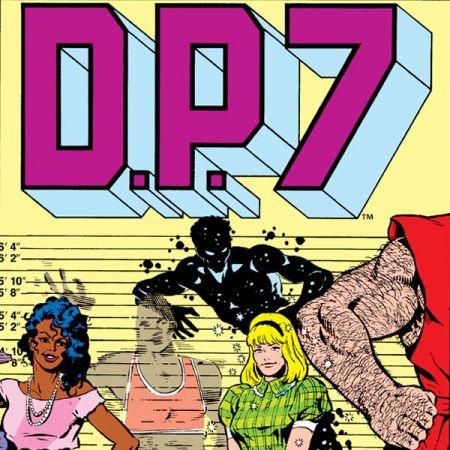 D.P.7 (1986 - 1989)