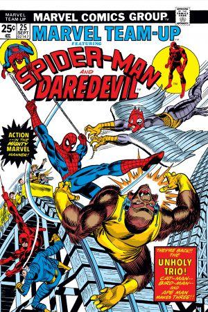 Marvel Team-Up (1972) #25
