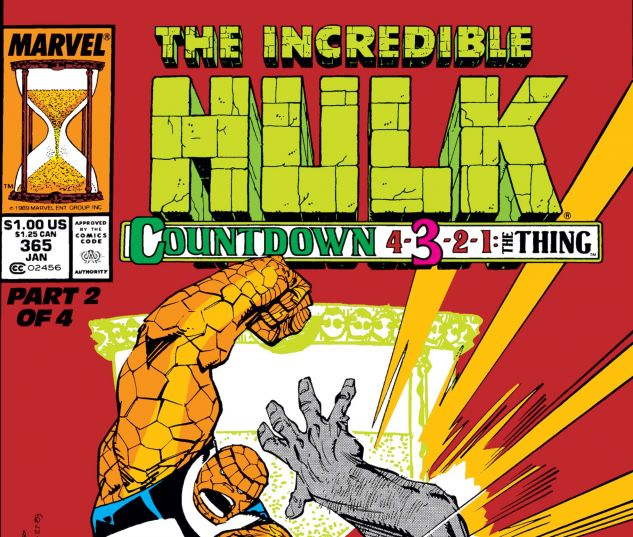 Incredible Hulk (1962) #365