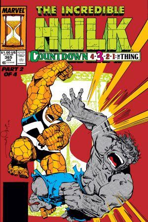 Incredible Hulk #365