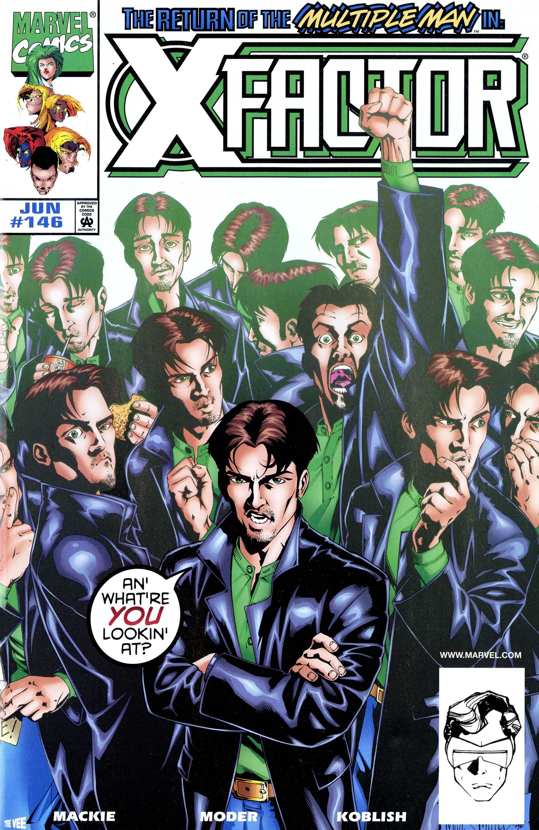 X-Factor (1986) #146