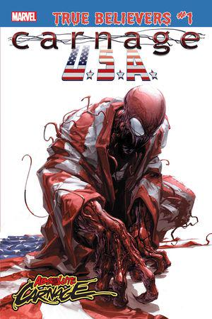 True Believers: Absolute Carnage - Carnage, U.S.A. #1