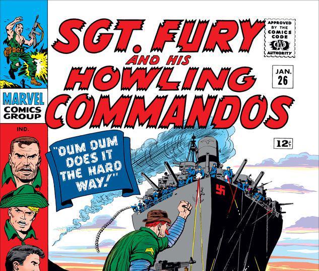 Sgt. Fury #26