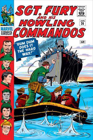 Sgt. Fury (1963) #26