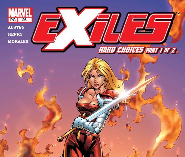EXILES (2001) #26