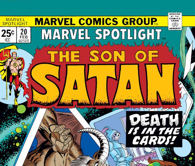 Marvel Spotlight #20