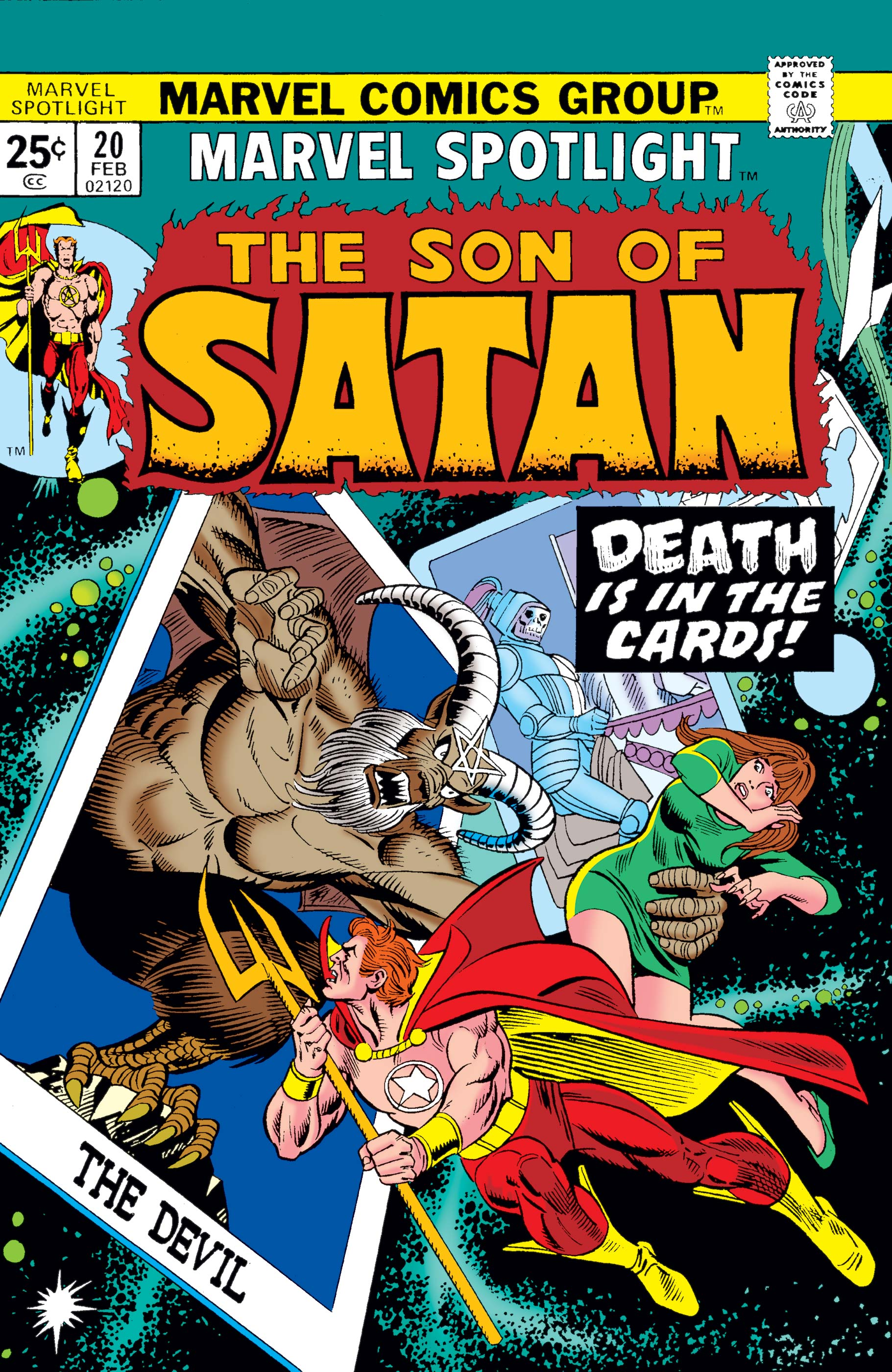 Marvel Spotlight (1971) #20