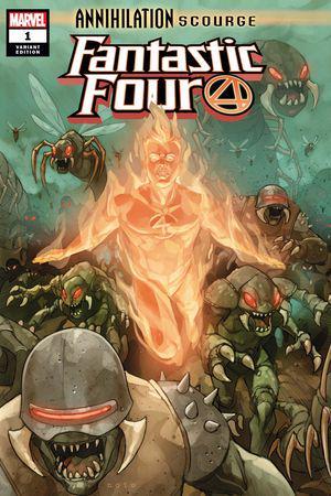 Annihilation - Scourge: Fantastic Four (2019) #1 (Variant)