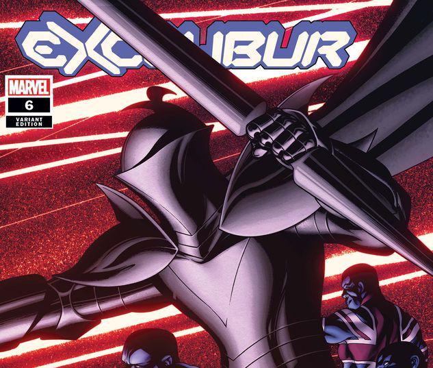Excalibur #6