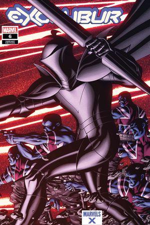 Excalibur (2019) #6 (Variant)