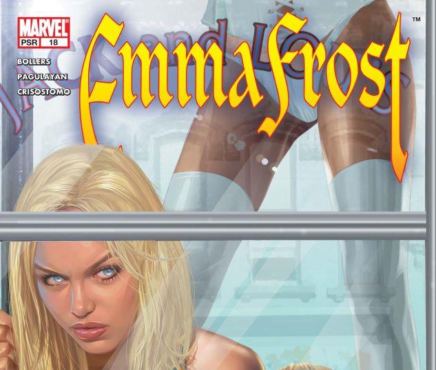 EMMA FROST (2003) #18