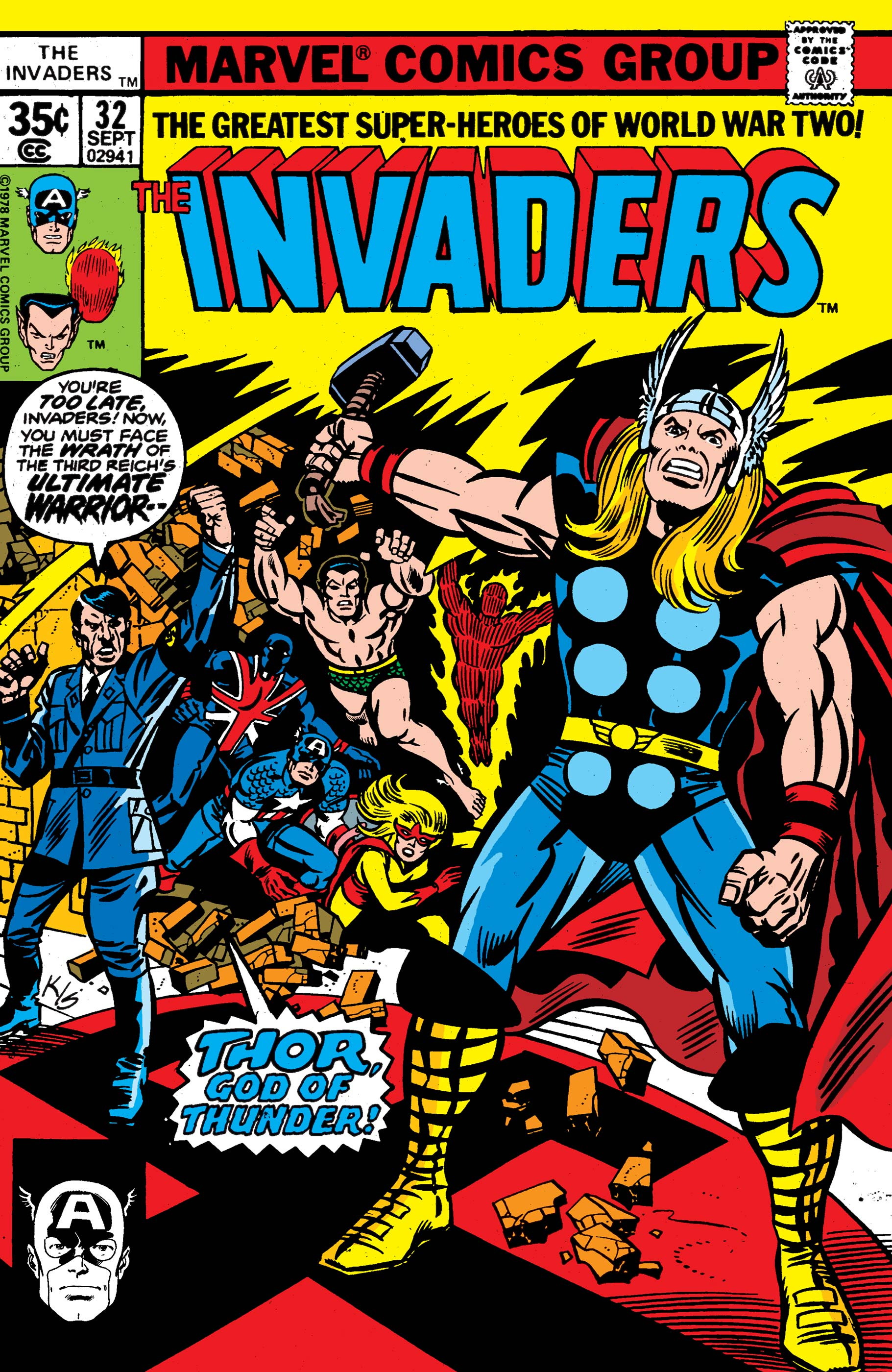 Invaders (1975) #32