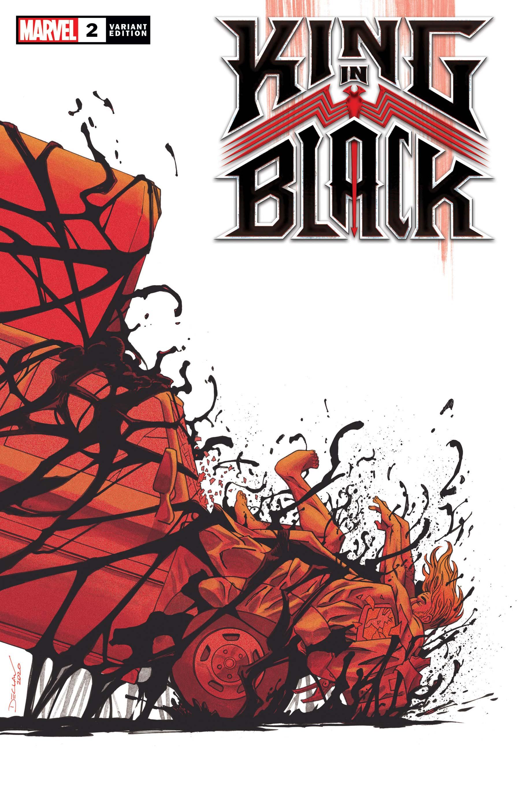 King in Black (2020) #2 (Variant)