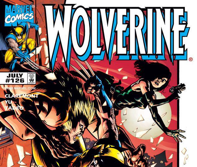 Wolverine #126