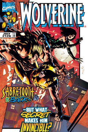 Wolverine (1988) #126