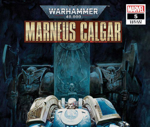 Warhammer 40,000: Marneus Calgar #5