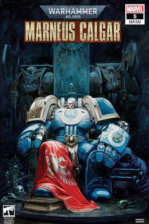 Warhammer 40,000: Marneus Calgar (2020) #5 (Variant)
