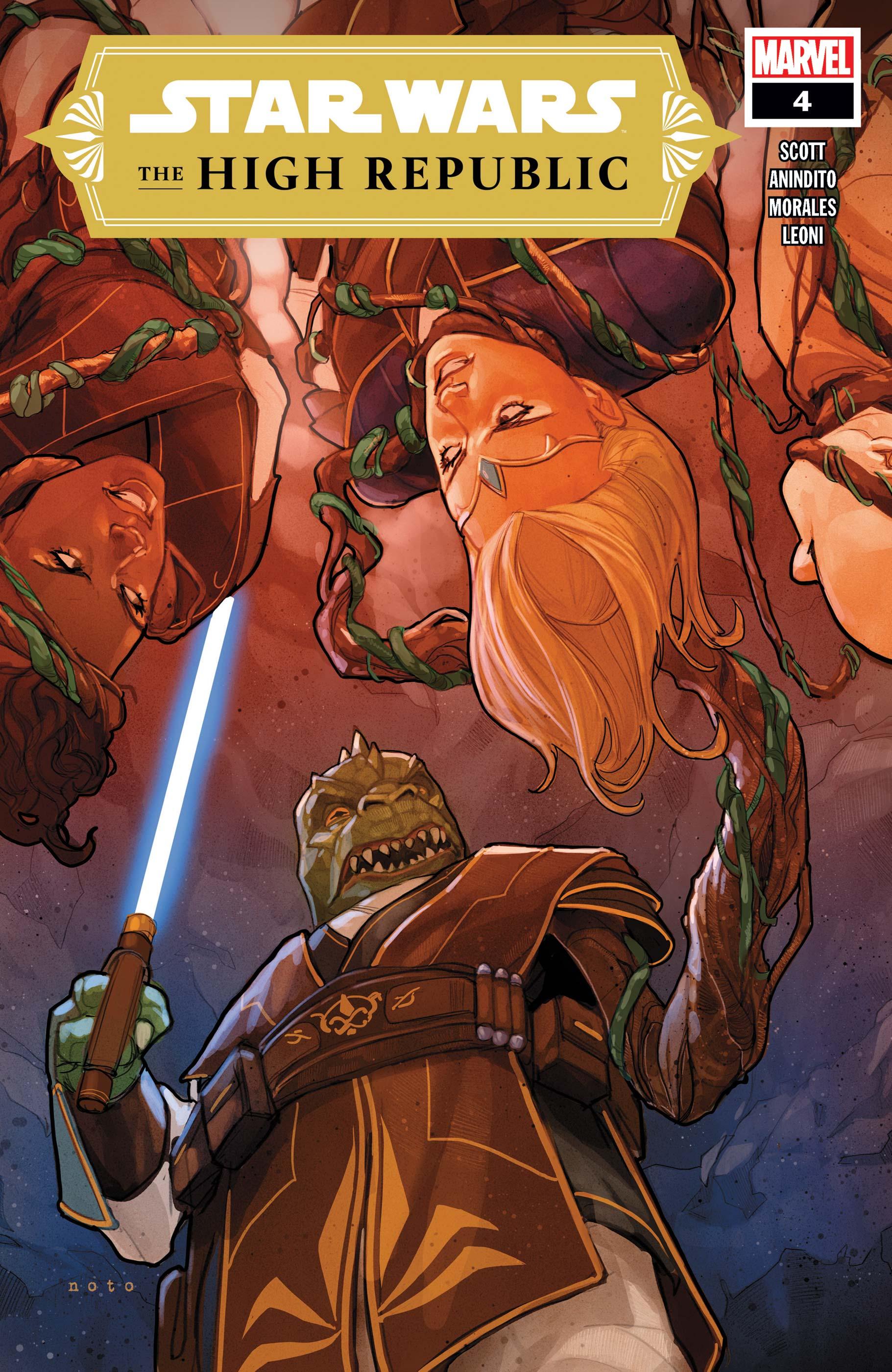 Star Wars: The High Republic (2021) #4