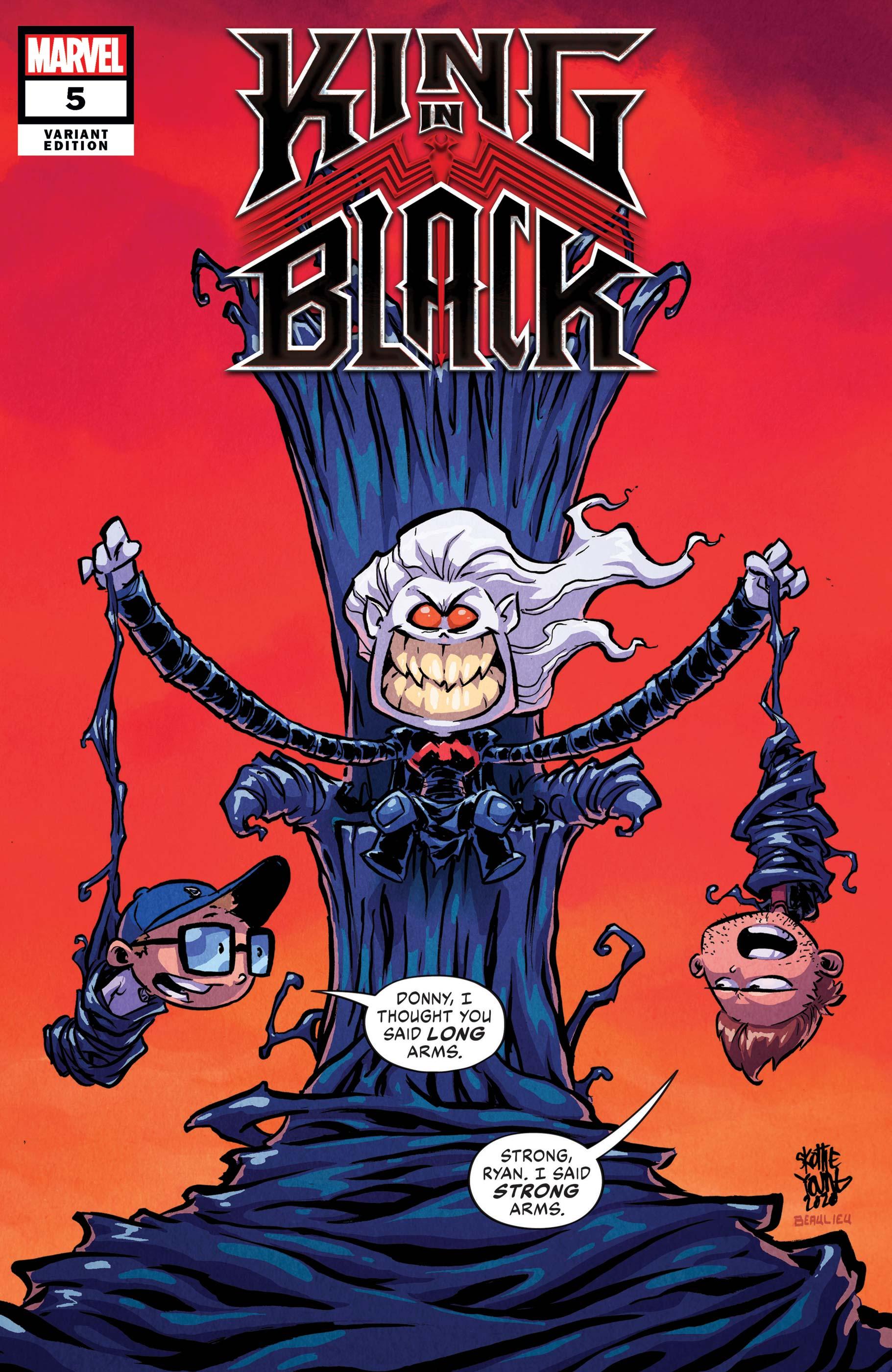 King in Black (2020) #5 (Variant)
