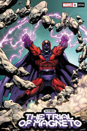 X-Men: The Trial of Magneto #1  (Variant)