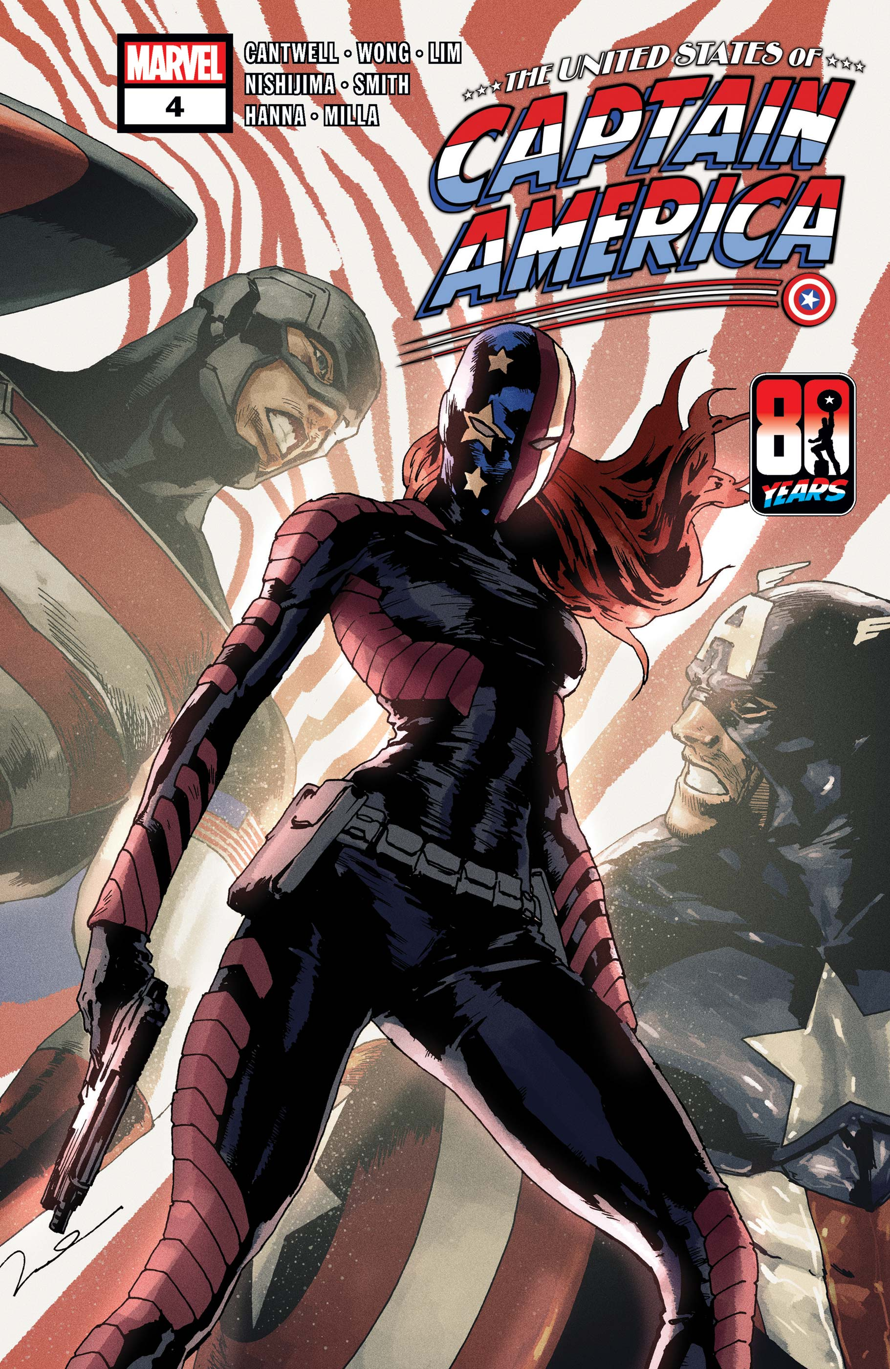 The United States of Captain America (2021) #4