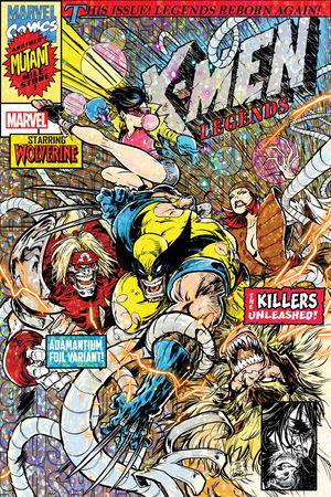 X-Men Legends (2021) #9 (Variant)