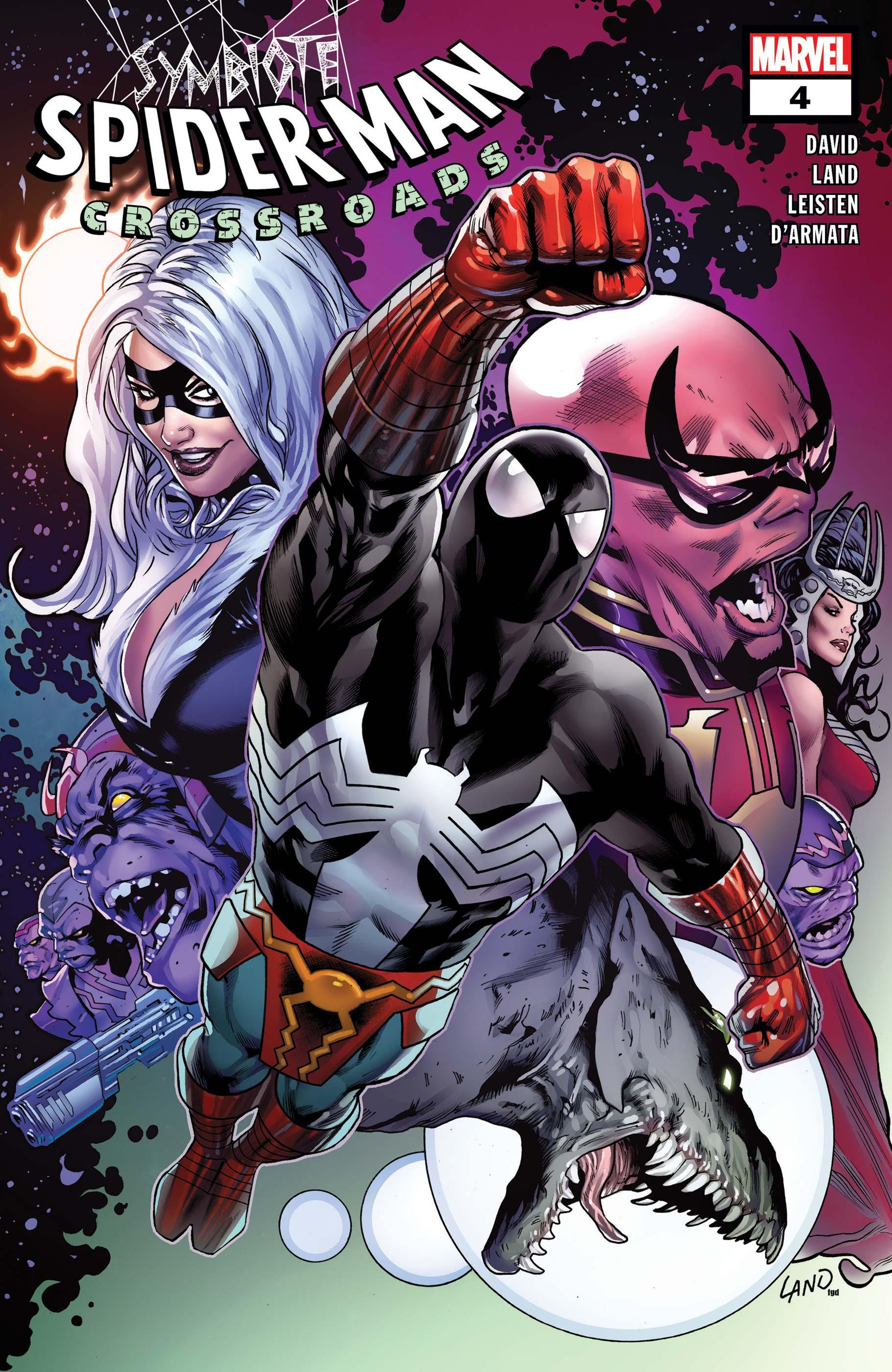 Symbiote Spider-Man: Crossroads (2021) #4