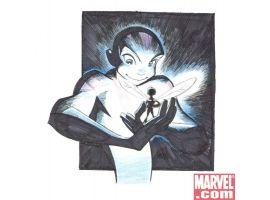 Azari and Pym concept art