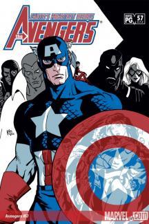 Avengers Vol. 1: World Trust (Trade Paperback)