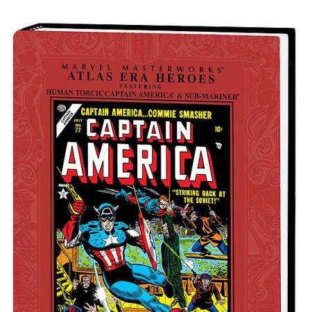 MARVEL MASTERWORKS: ATLAS ERA HEROES VOL. 2 #0